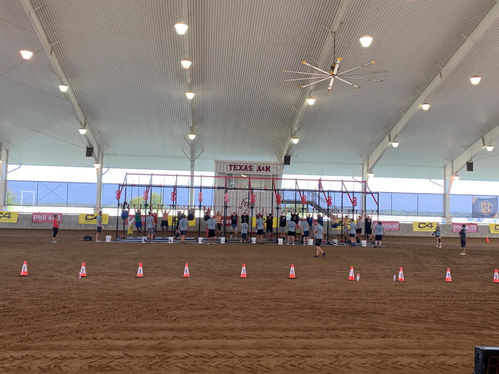 competition arena